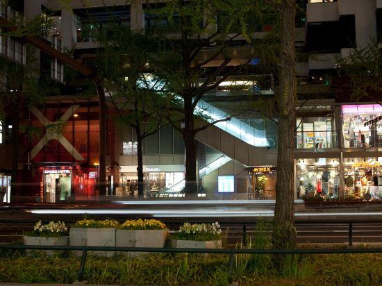 大阪十字酒店(Cross Hotel Osaka)入住時指定房型
