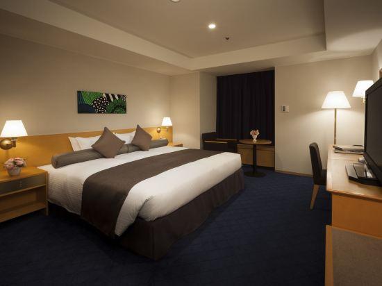 札幌格蘭大酒店(Sapporo Grand Hotel)東樓標準轉角大床房