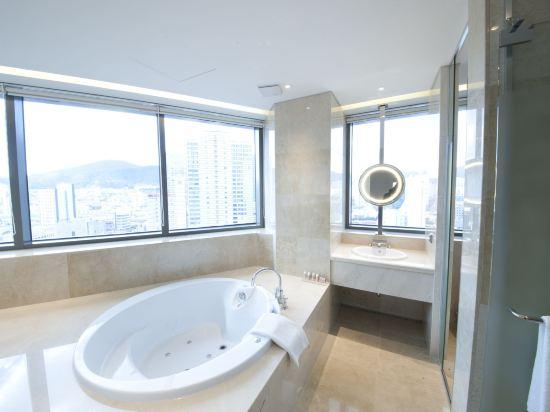 釜山阿爾班酒店(Arban Hotel Busan)皇家套房