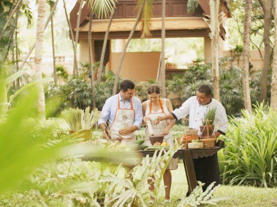 華欣安納塔拉度假酒店(Anantara Hua Hin Resort)公共區域