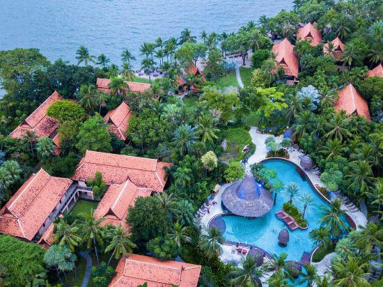 華欣安納塔拉度假酒店(Anantara Hua Hin Resort)外觀