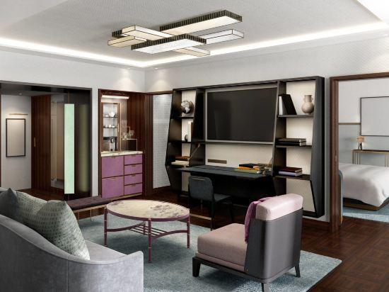 首爾艾美酒店(原,首爾麗思卡爾頓酒店)(Le Meridien Seoul)行政雙床套房