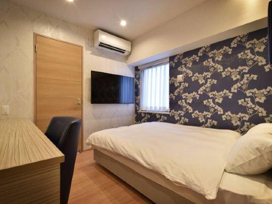 博多WBF格蘭大酒店(HOTEL WBF GRANDE HAKATA)高級大床房(帶露天風呂)