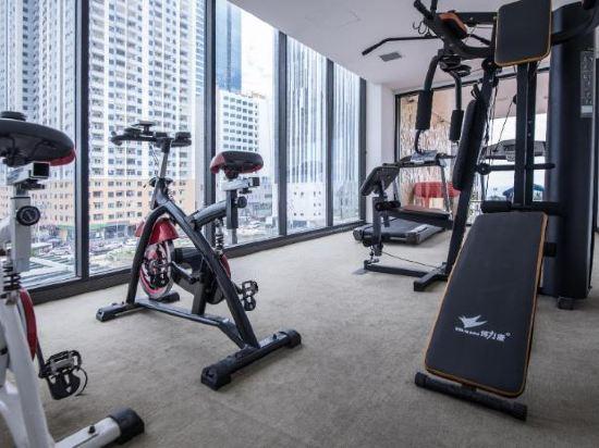 峴港西西里亞水療酒店(Cicilia Hotel & Spa Da Nang)健身房