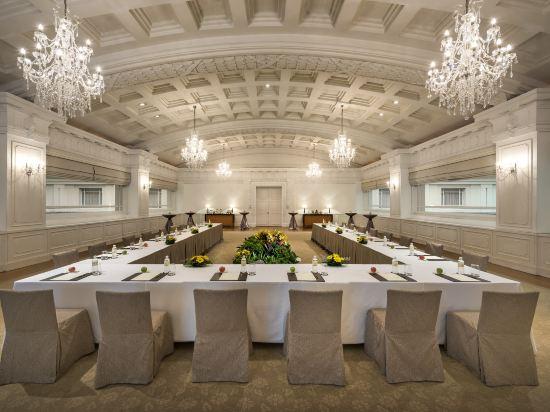 新加坡富麗敦酒店(The Fullerton Hotel Singapore)會議室