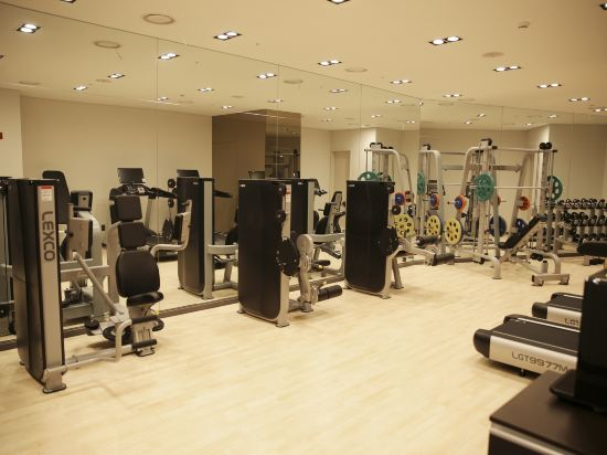 喜普樂吉酒店首爾東大門(Sotetsu Hotels the Splaisir Seoul Dongdaemun)健身娛樂設施