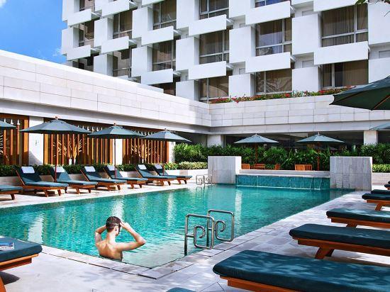 曼谷假日酒店(Holiday Inn Bangkok)室外游泳池