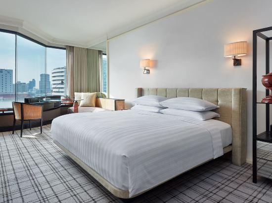 曼谷愛侶灣君悅酒店(Grand Hyatt Erawan Bangkok)君悅景觀房