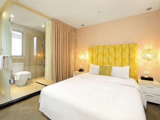 豐居旅店(台北西門館)(Via Hotel)標準雙人房