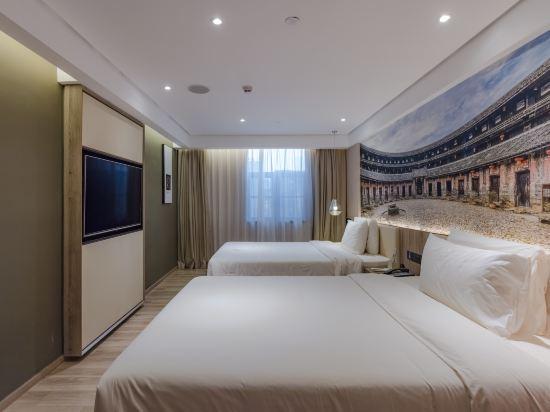 中山二路亞朵酒店(Atour Hotel (Zhongshan 2nd Road))幾木親子套房