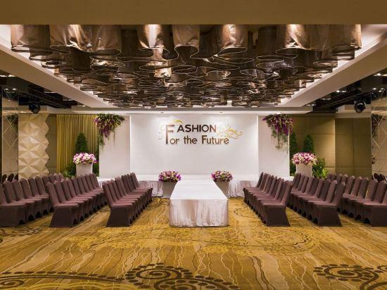 曼谷財富美爵酒店(Grand Mercure Bangkok Fortune)會議室