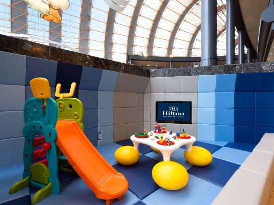 福岡海鷹希爾頓酒店(Hilton Fukuoka Sea Hawk)兒童樂園/兒童俱樂部