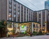 温哥華中心假日套房酒店