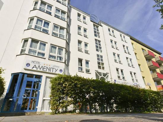 慕尼黑便利設施酒店
