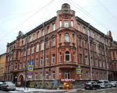 聖彼得堡莫斯科夫斯基里納迪 II 號旅館