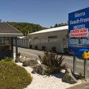 塞拉利昂海灘汽車旅館(Sierra Beach Front Motel)