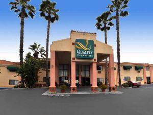 核桃品質酒店及套房(Quality Inn & Suites Walnut)