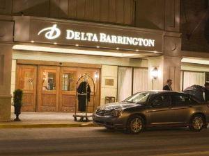 巴靈頓萬豪德爾塔酒店(Delta Hotels by Marriott Barrington)