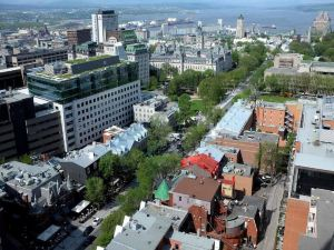 魁北克協和酒店(Hôtel Le Concorde Québec)