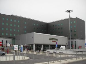 華沙機場萬怡酒店(Courtyard Warsaw Airport)