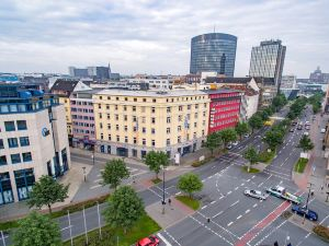 多特蒙德總台 A&O旅館&旅舍(A&O Hotel & Hostel Dortmund Hauptbahnhof)