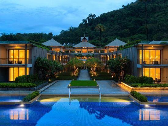 普吉島萬豪奈陽海灘水療度假村(Phuket Marriott Resort and Spa, Nai Yang Beach)