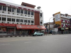 古晉華人街入住酒店(Place2Stay @ Chinatown Kuching)