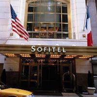 紐約索菲特酒店酒店預訂