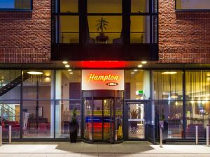 希爾頓歡朋利物浦市中心酒店(Hampton by Hilton Liverpool City Centre)