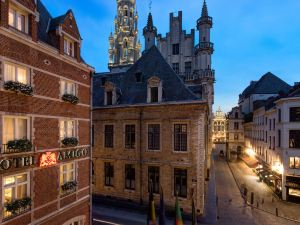 布魯塞爾阿米戈羅科富酒店(Rocco Forte Hotel Amigo Brussels)