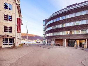 特羅姆瑟奧羅拉克拉麗奧連鎖酒店(Clarion Collection Hotel Aurora Tromso)