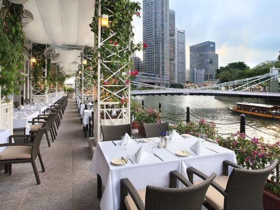 新加坡富麗敦酒店(The Fullerton Hotel Singapore)餐廳
