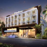 巴厘島庫塔海灘馨樂庭酒店酒店預訂