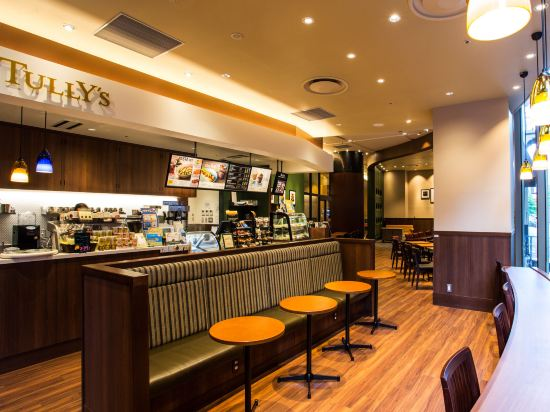 大阪阪神酒店(Hotel Hanshin Osaka)咖啡廳