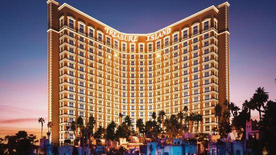 Treasure Island Hotel and Casino Las Vegas