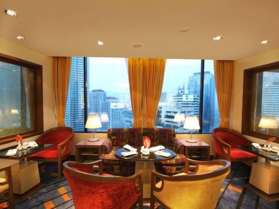 曼谷瑞博朗德酒店(Rembrandt Hotel Bangkok)行政酒廊