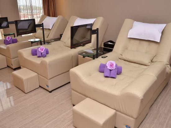 豪麗勝酒店(Horizon Hotel)健身娛樂設施