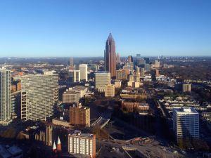 亞特蘭大馬奎斯萬豪酒店(Atlanta Marriott Marquis)