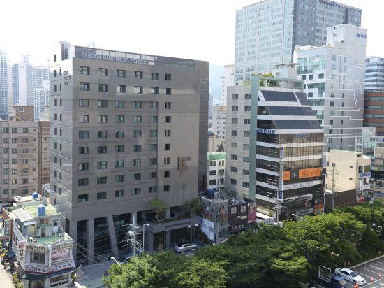 釜山商務酒店(Busan Business Hotel)外觀