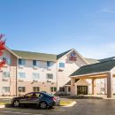 哥倫布西 - 希利亞德舒適套房酒店(Comfort Suites Columbus West - Hilliard)