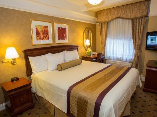 惠靈頓酒店(Wellington Hotel)標準雙人房
