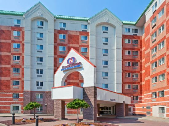 Candlewood Suites- Jersey City- Harborside