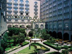 墨西哥城四季酒店(Four Seasons Hotel Mexico City)