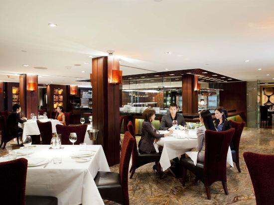 曼谷洲際酒店(InterContinental Bangkok)餐廳