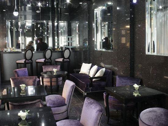 歌劇院鑽石阿爾巴宅邸酒店 - 貝斯特韋斯特頂級精選(Hotel Opera Diamond, BW Premier Collection)公共區域