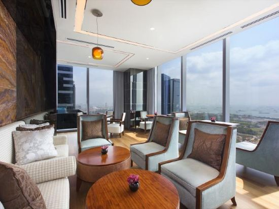新加坡威斯汀酒店(The Westin Singapore)Harbor View Suite