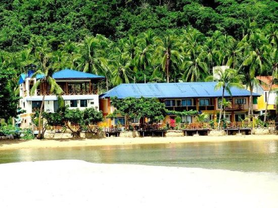 Lagen Island Resort Restaurant