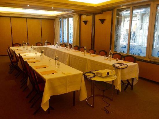 巴黎卡斯蒂尼奧那酒店(Hotel de Castiglione Paris)會議室