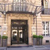 巴黎香謝麗舍廣場酒店酒店預訂