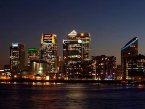 倫敦新普羅維登斯碼頭愛德華麗笙酒店
